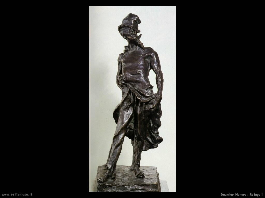 daumier honore  Ratapoil