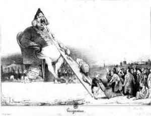 Opera di di Honorè Daumier