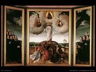 david gerard La trasfigurazione di Cristo