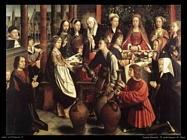 david gerard  Il matrimonio di Cana