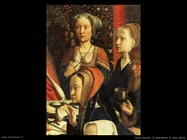 david gerard Il matrimonio di Cana (dett)