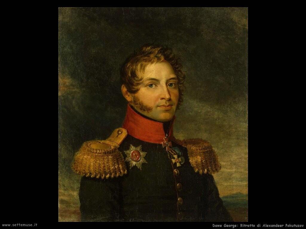 dawe george  Alexander Pokutuzov