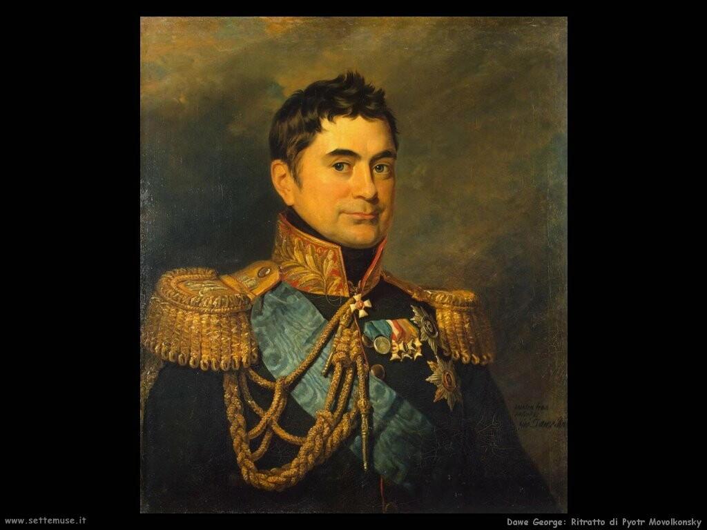 dawe george Pyotr M. Volkonsky