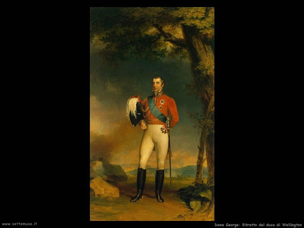 dawe george  Duca di Wellington
