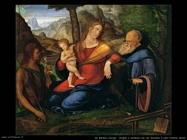 de barbari jacopo  Vergine e bambino affiancati da san Giovanni e sant'Antonio