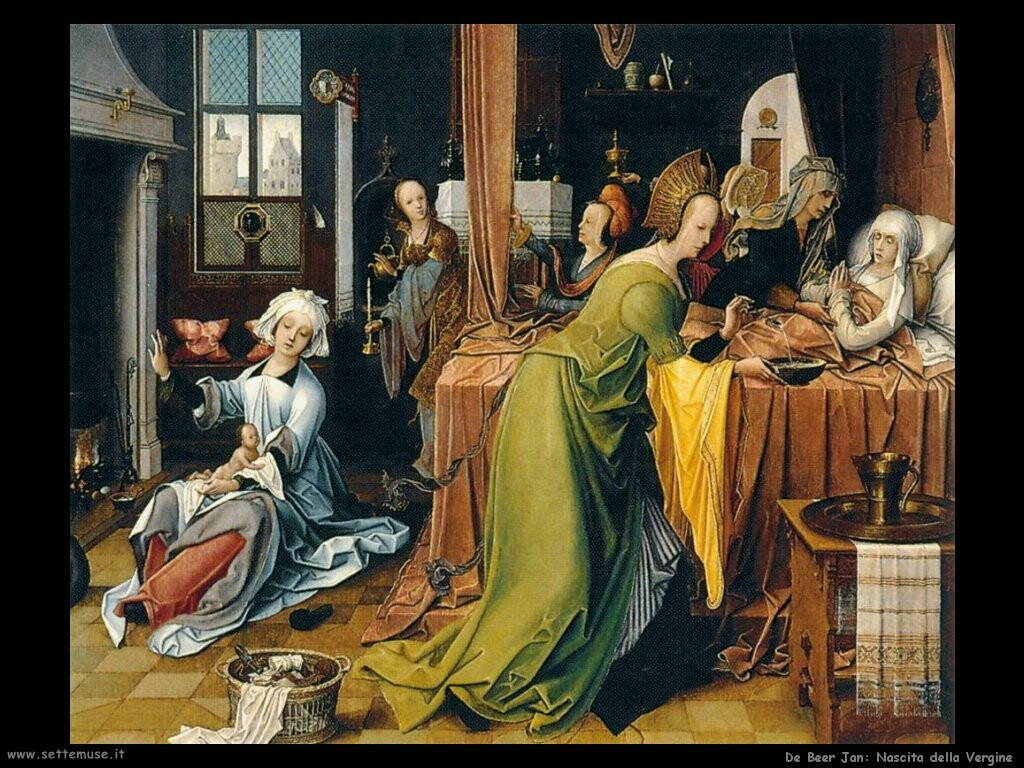 de beer jan Nascita della Vergine