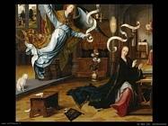 de beer jan  Annunciazione (dett)