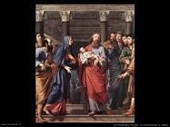 de champaigne philippe  Presentazione al tempio
