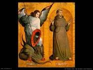 de flandes juan  Santi Michele e Francesco