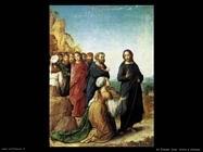 de flandes juan  Cristo e i Cananiti
