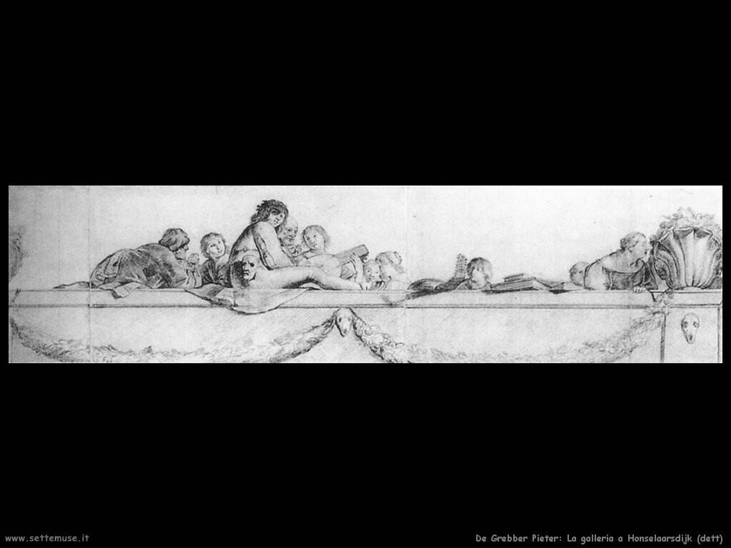 de grebber pieter La galleria a Honselaarsdijk