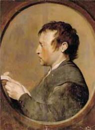 Autoritratto di Pieter de Grebber