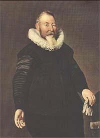Ritratto di Thomas De Keyser