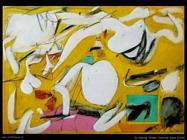 de_kooning_willem Isola del fuoco (1946)