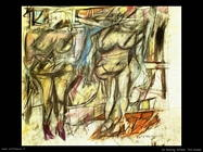 de_kooning_willem Due donne IV