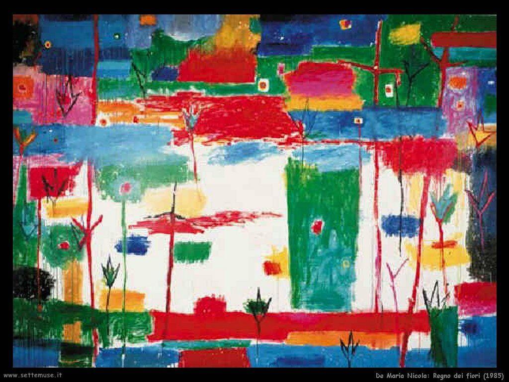 de_maria_nicola Regno dei fiori (1985)