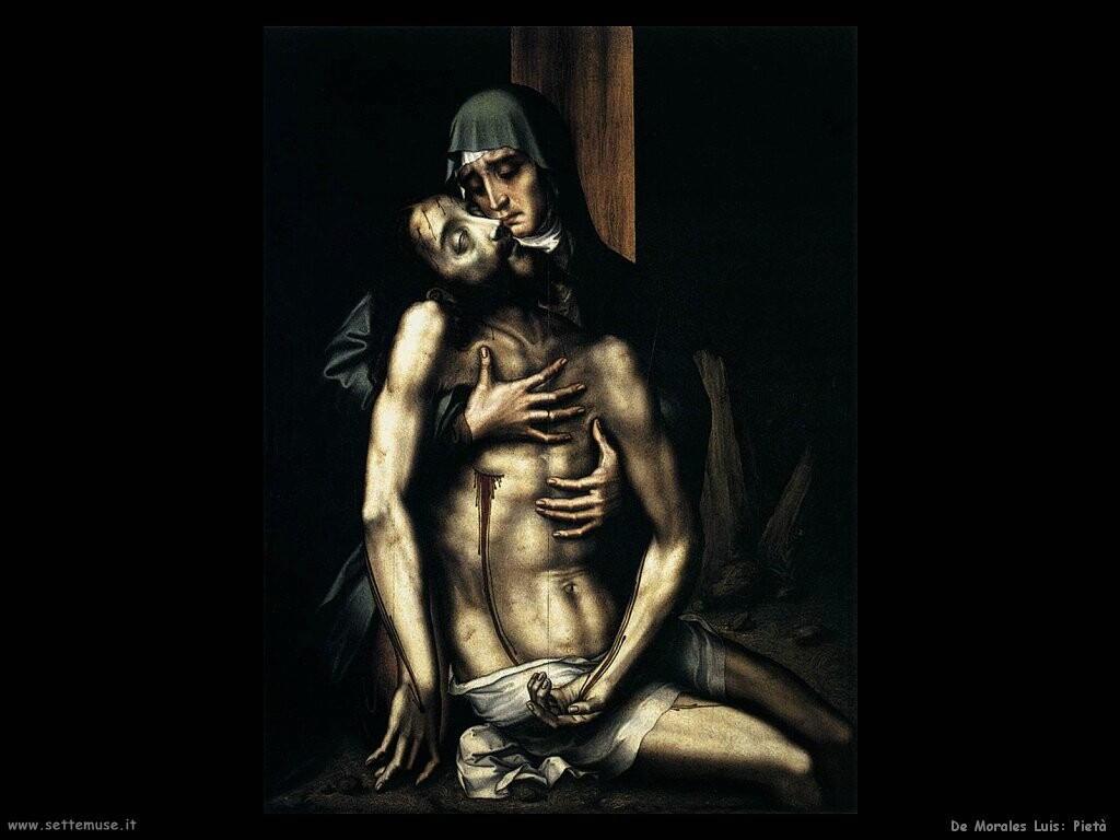 de morales luis Pietà