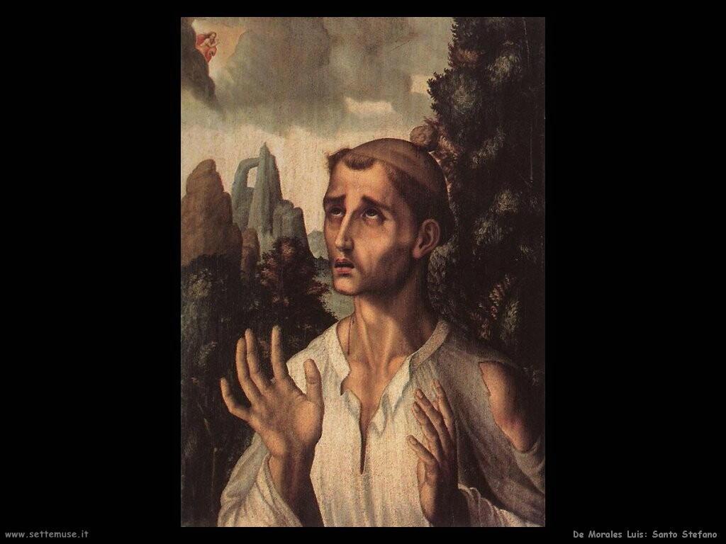 de morales luis Santo Stefano