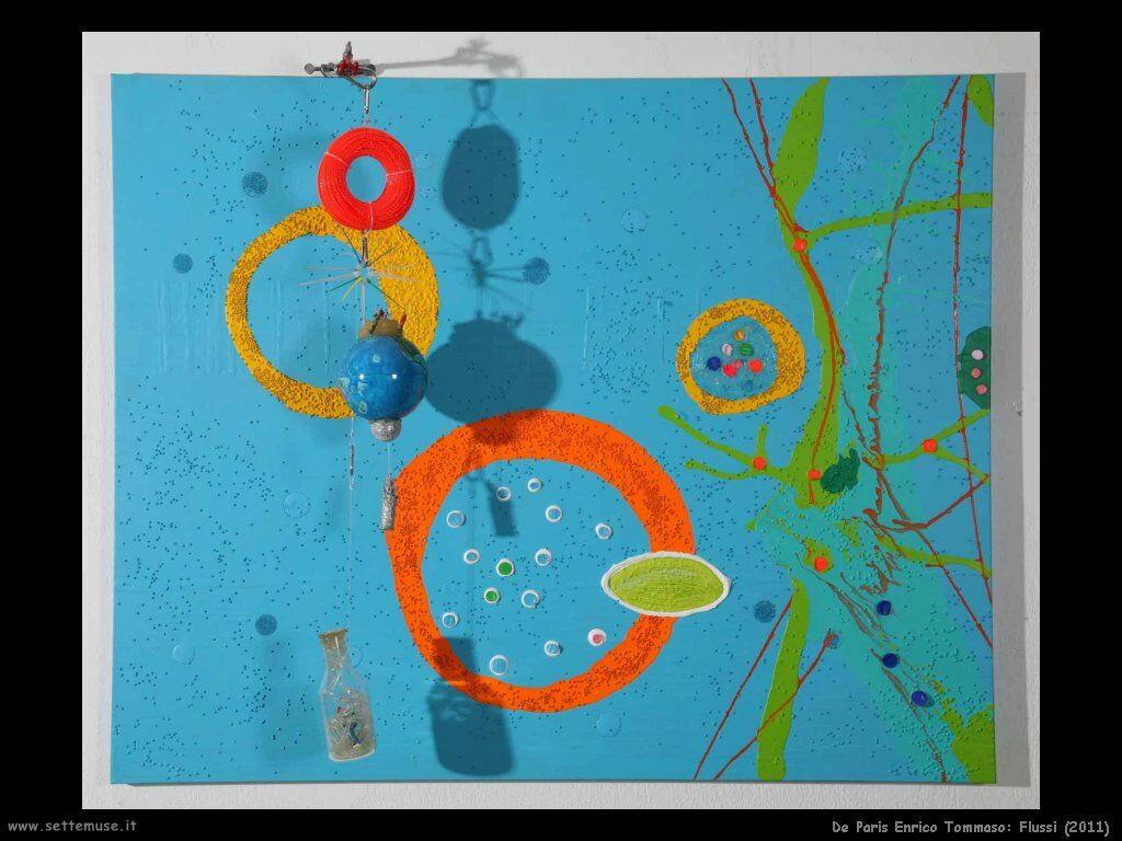 De Paris Enrico Tommaso Flussi (2011)
