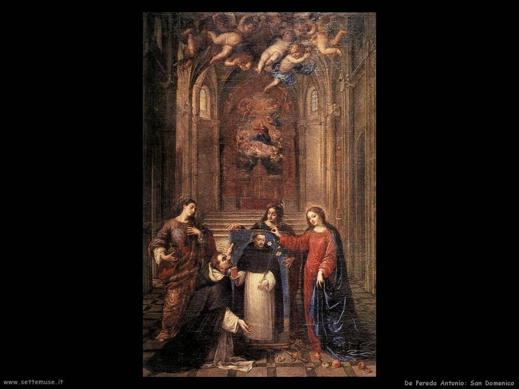 de pereda antonio San Domenico