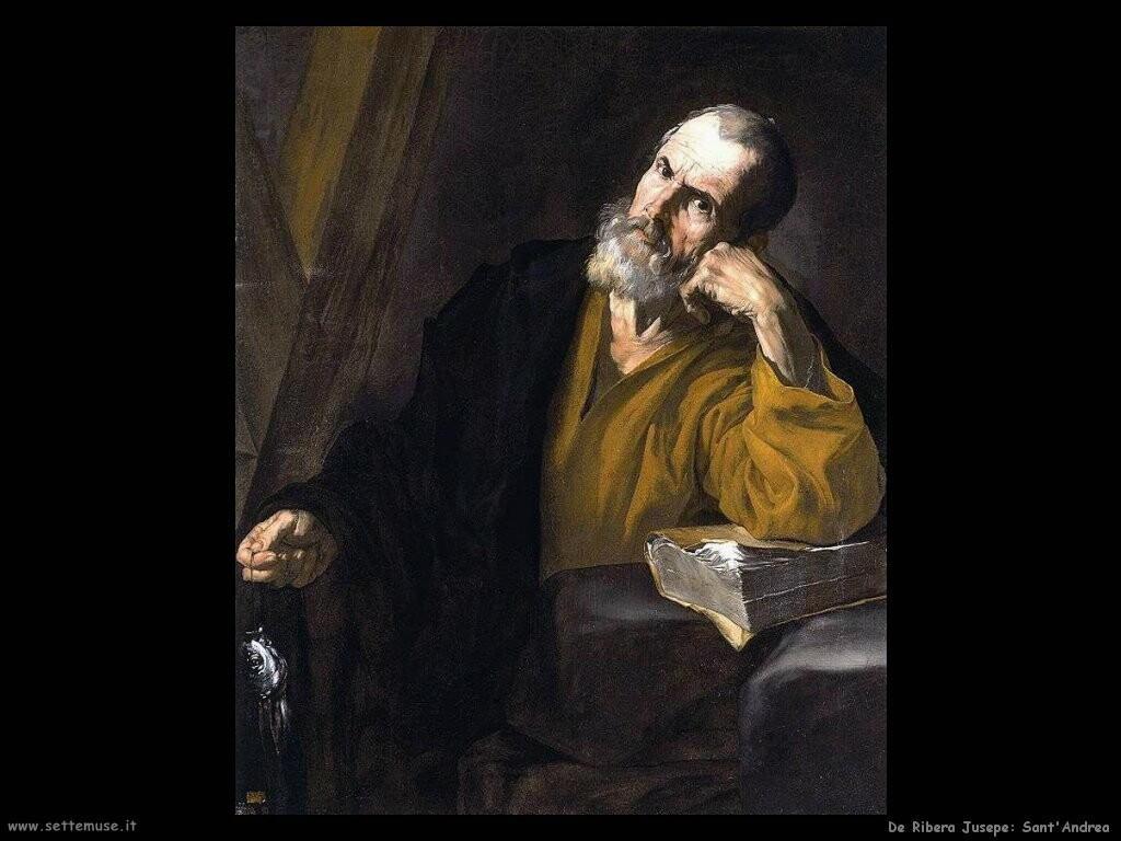 de ribera jusepe  Sant'Andrea