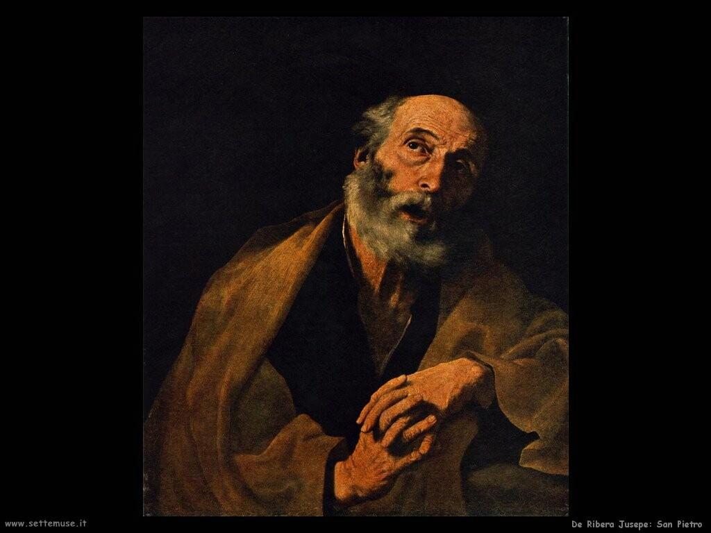 de ribera jusepe San Pietro
