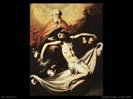 de ribera jusepe Santa Trinità