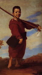 Pittura di De Ribera Jusepe detto Spagnoletto