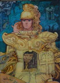 Dipinto di De Rosa Raffaele