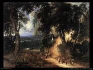de vadder lodewijk La foresta di Soignes