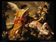 de valdes leal juan Il sacrificio di Isacco