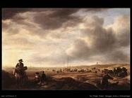 de vlieger simon Spiaggia vicino a Scheveningen