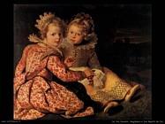 de vos cornelis Magdalena e Jan Baptist de Vos