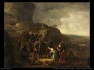 de wet jacob willemsz the elder  L'incontro di David e Abigail