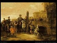 de wet jacob willemsz the elder  Il trionfo di Mordechai