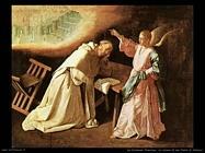 de zurbaran francisco La visione di san Pietro di Nolasco