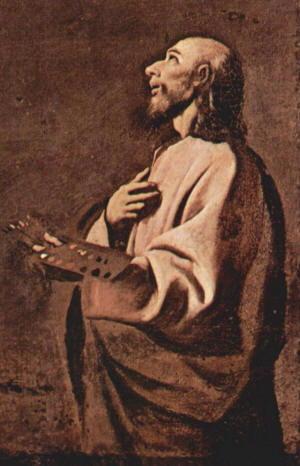 Autoritratto di De Zurbaran Francisco