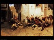 decamps alexandre gabriel  La pattuglia turca