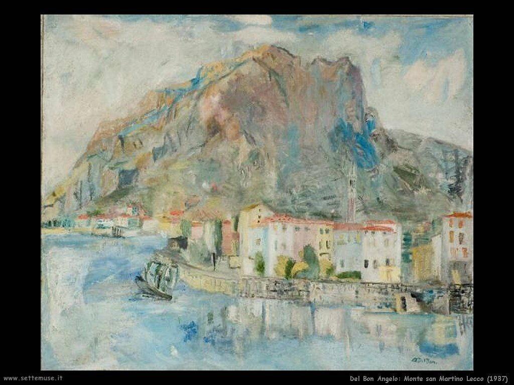 del_bon Monte san Martino Lecco (1937)