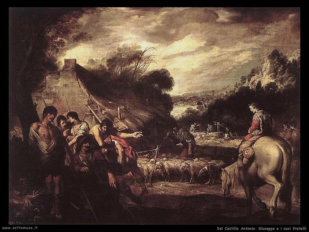 del castillo antonio Giuseppe e i suoi fratelli