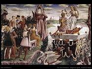 del cossa francesco  Allegoria di aprile, trionfo di Venre