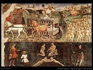 del cossa_francesco Allegoria di maggio, trionfo di Apollo
