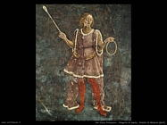 del cossa francesco  Allegoria di marzo, trionfo di Minerva (dett)