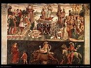 del cossa francesco  Allegoria di aprile, trionfo di Venere