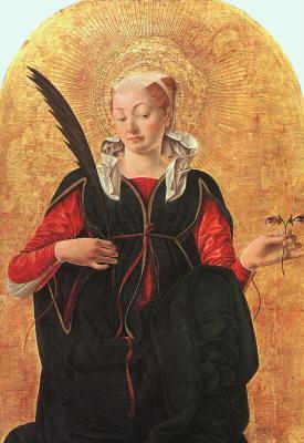 Dipinto di Francesco del Cossa