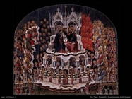 del  fiore jacobello Incoronazione della Vergine
