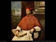del piombo sebastiano Cardinale Antonio Pallavicini