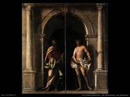 del piombo sebastiano San Bartolomeo e san Sebastiano