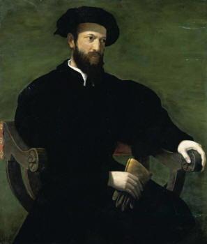 Ritratto di Del Salviati Cecchino