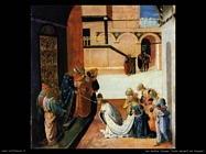 del sellaio jacopo Ester davanti ad Assuero